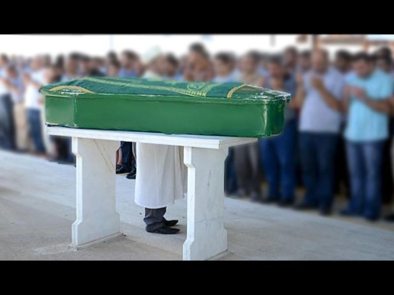 Fransa'daki Gurbetçi Cenazesi